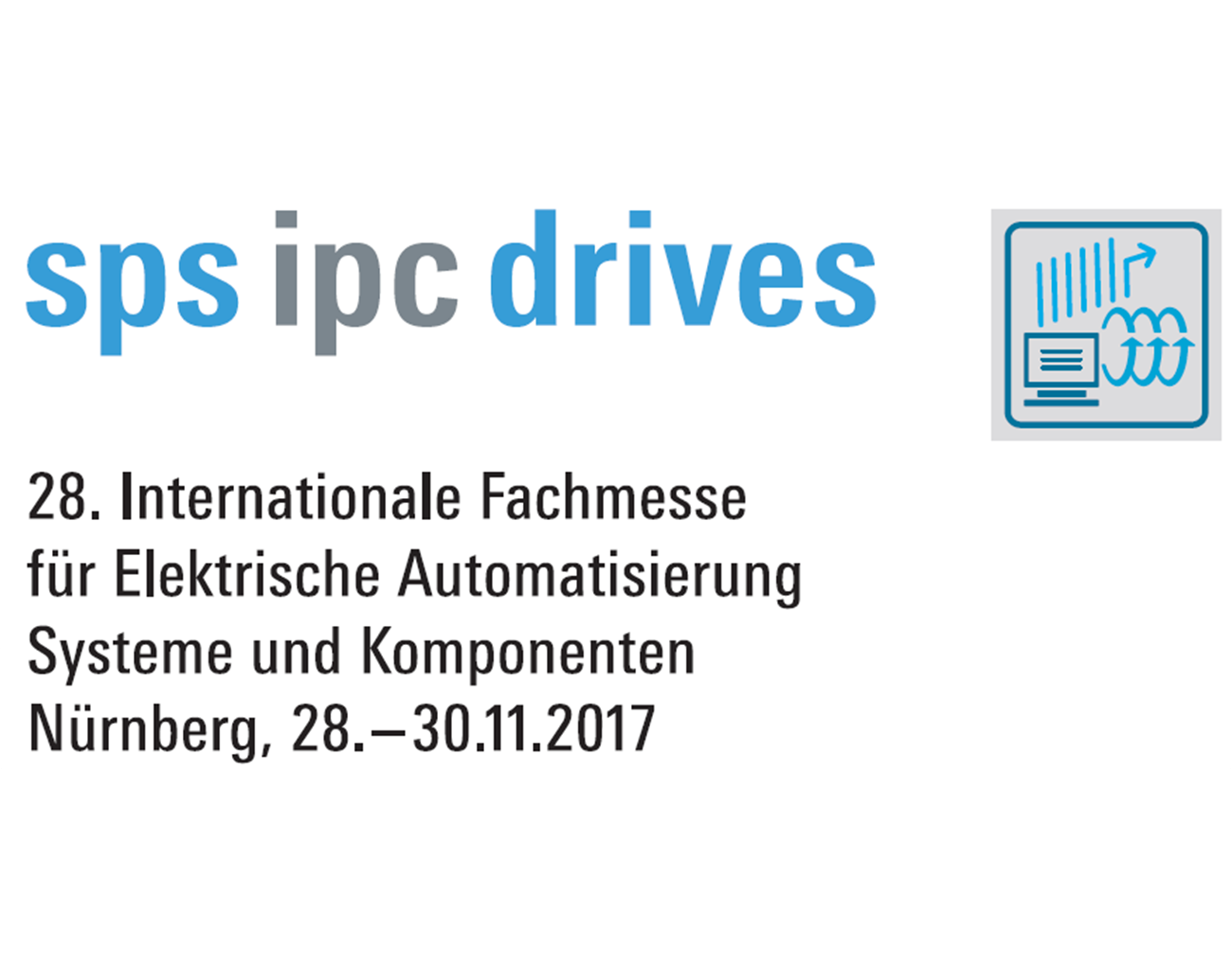 26 10 2017 SPS IPC DRIVES 2017